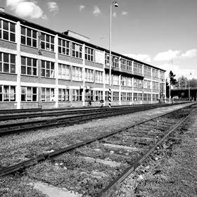 Zlín - vlakové nádraží