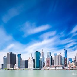 Skyline of Lower Manhattan 2