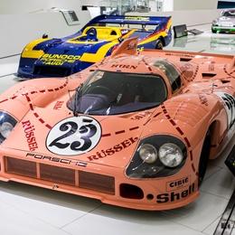 """Porsche 917/20 """"Pink Pig"""""""