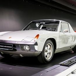 Porsche 914/8