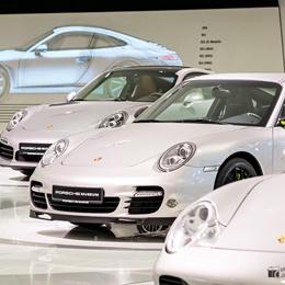 Porsche 911 Turbo (997), Porsche 911 (991)