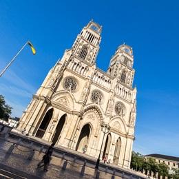 Basilique Cathédrale Sainte-Croix d'Orléans