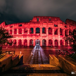 Red Colosseo