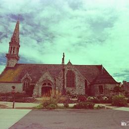 Église Saint-Cadoan, Poullan-sur-Mer