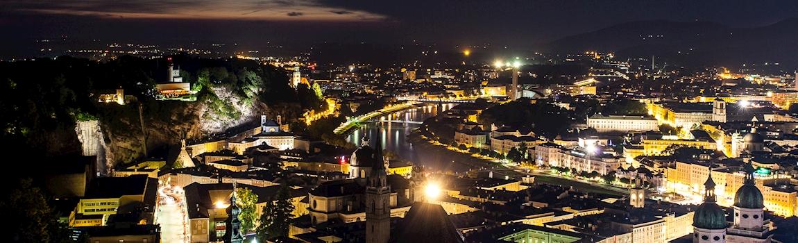 České Budějovice, Kehlsteinhaus a Salzburg